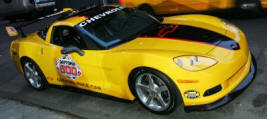 2005 Corvette Pace Vehicle